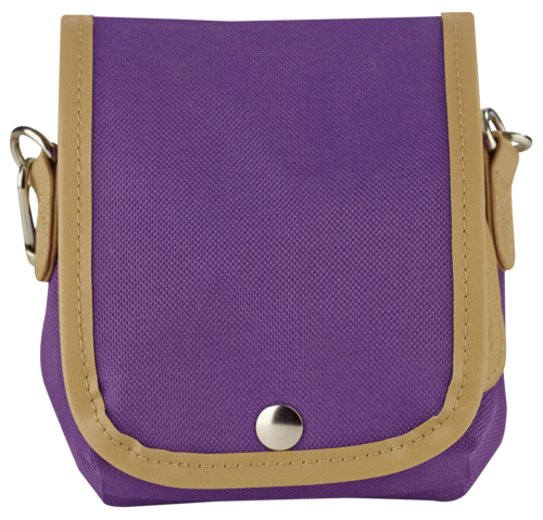 Fujifilm Instax Mini 8 Case grape + Strap