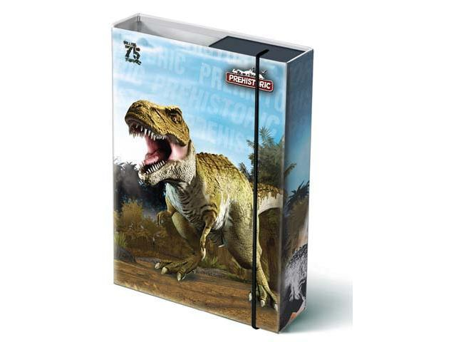 Box na sešity A5 Prehistoric 3D