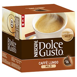 Nescafe Dolce Gusto Caffe Lungo jemné