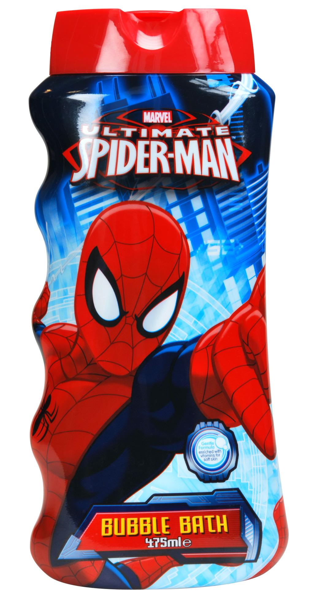 Spiderman koupelový a sprchový gel 475 ml