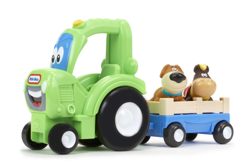 Handle Haulers® - Deluxe - Traktor