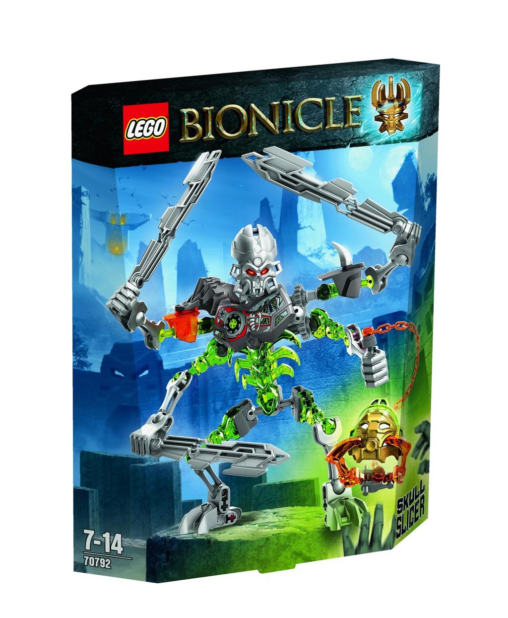 LEGO BIONICLE Lebkoun - Řezač