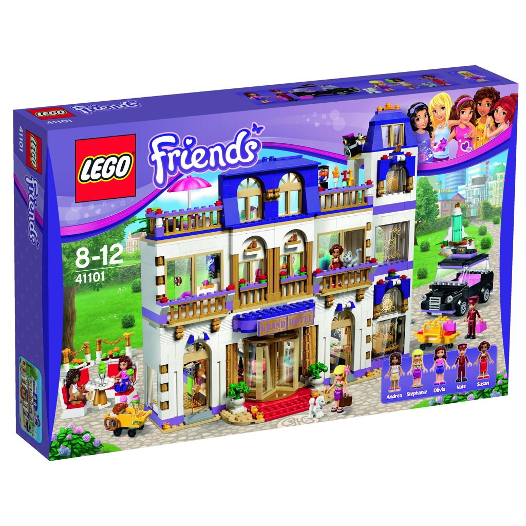 LEGO Friends 41101 Heartlake Grand Hotel