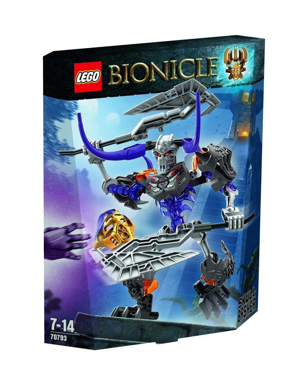 LEGO BIONICLE Lebkoun - Mlátička