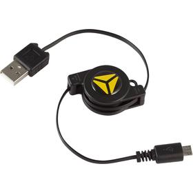 YCU 100R BK kabel USB svinovací YENKEE