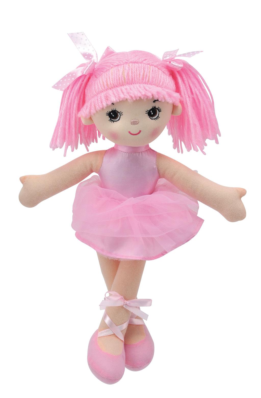 Moje první Bambolina baletka