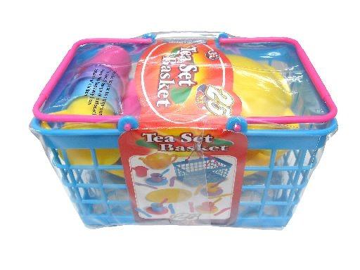 Košík - čajový set