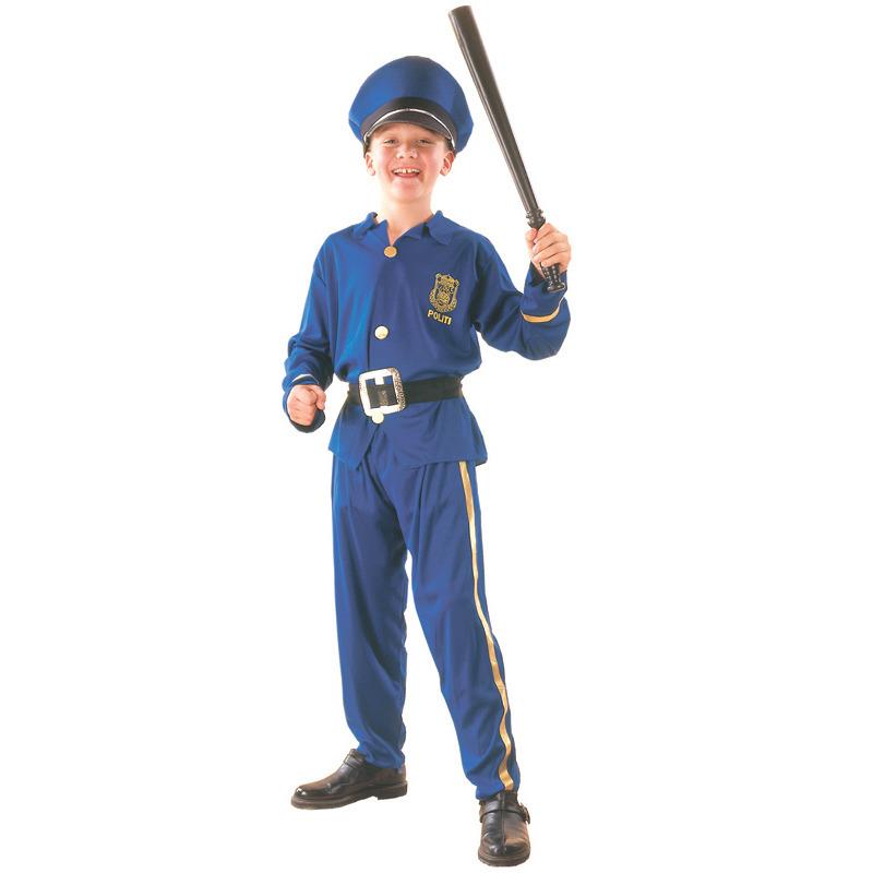 Kostým Policie,velikost 130-140 cm