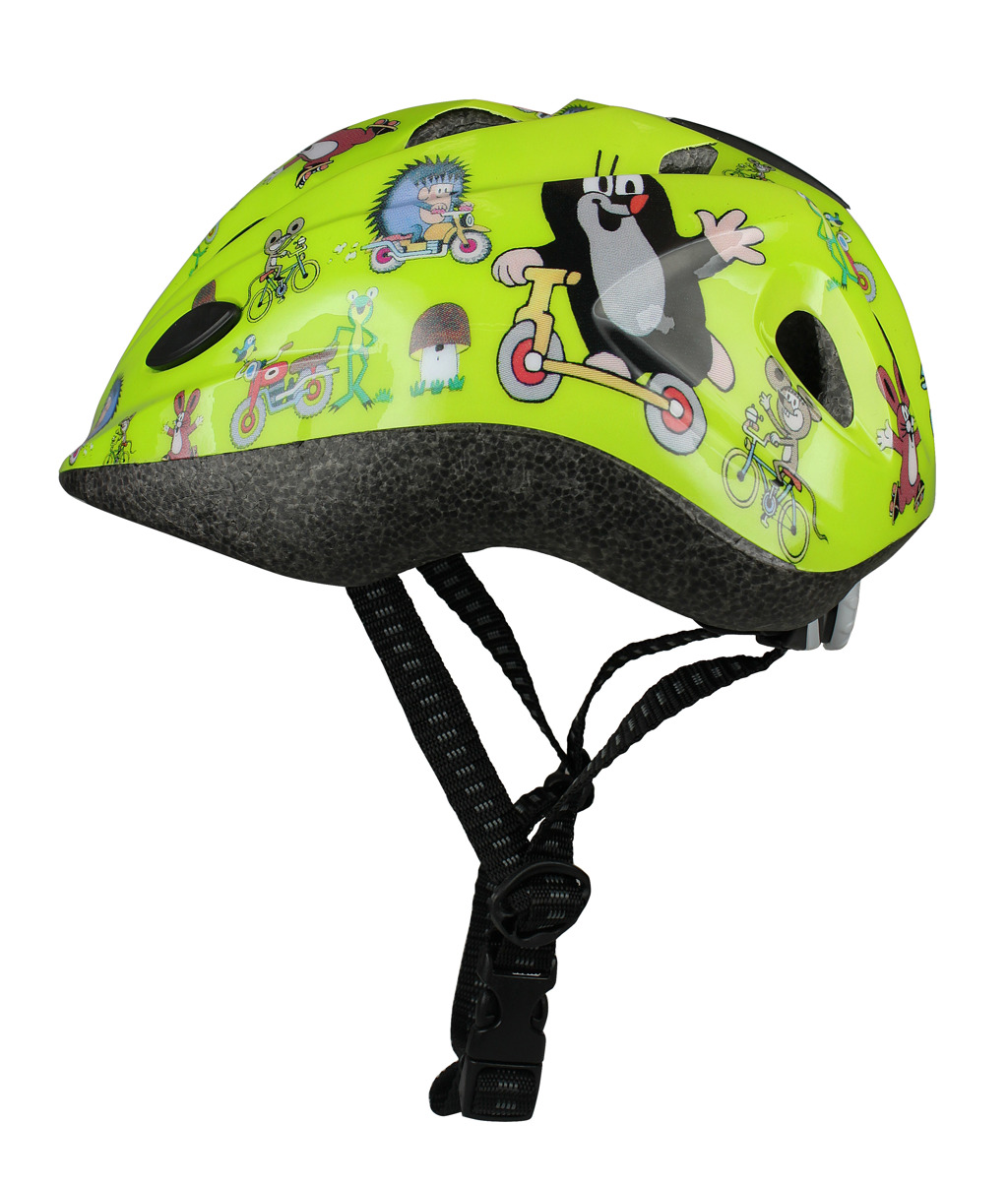 Krteček helma