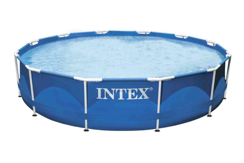 Bazén s kovovým rámem 3,66m x 76cm
