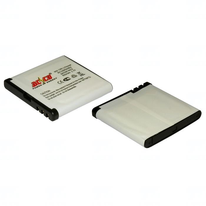 Baterie Accu pro Nokia 6500 Slide, 6220 classic, 8600, 5700, 7390, 6290, Li-ion, 900mAh