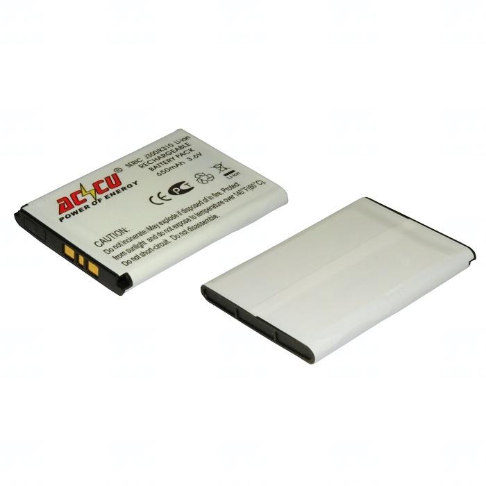 Baterie Accu pro Sony Ericsson J300, K150i, K310i, K320i, K510i, K810i, T250i, Li-ion, 800mAh