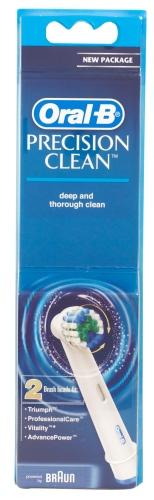 Zubní kartáček náhradní Braun OralB EB 17-2 MN