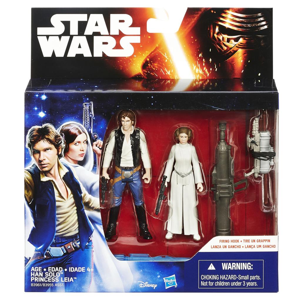 Star Wars epizoda 7 dvojbalení figurek