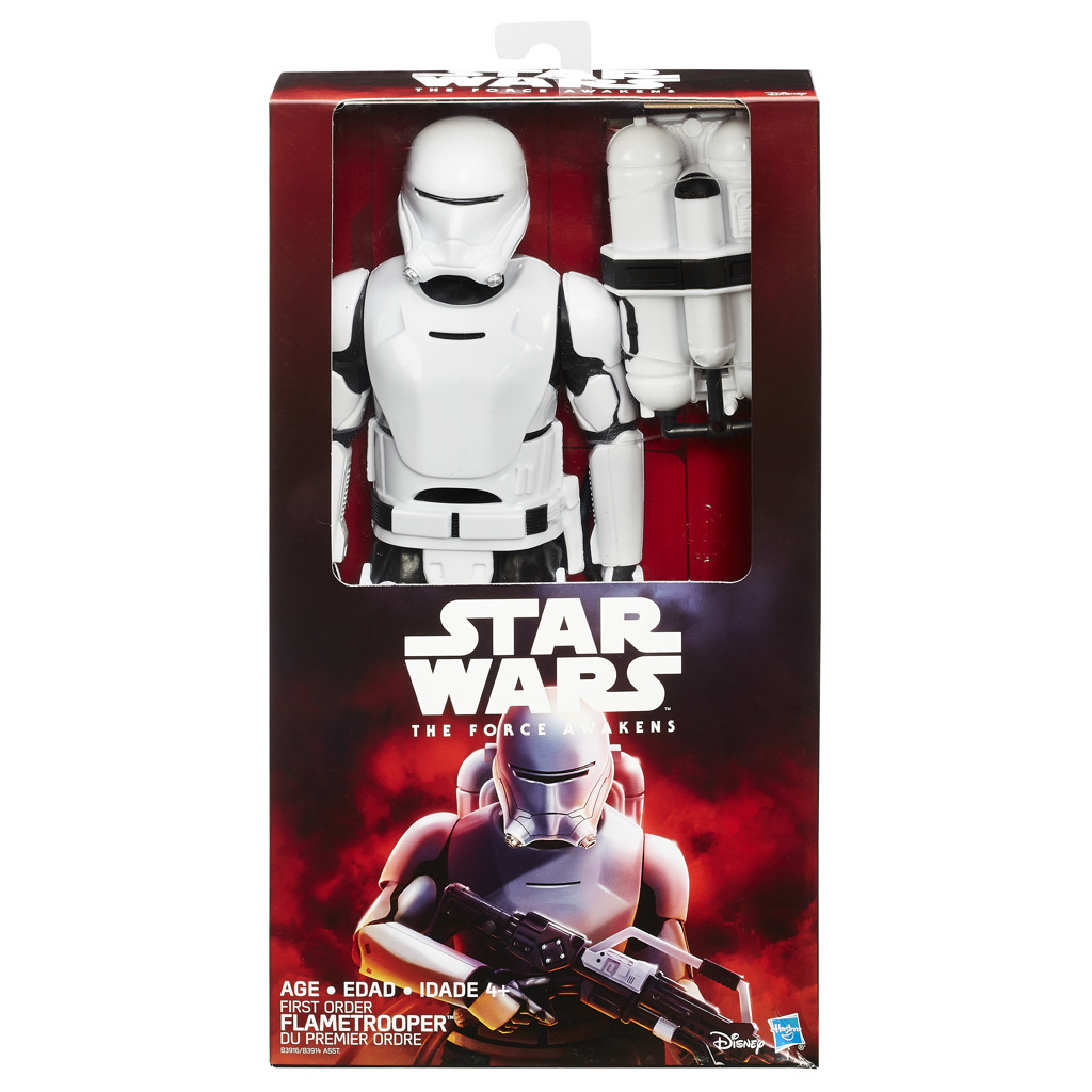 Star Wars epizoda 7 prémiová hrdinská figurka