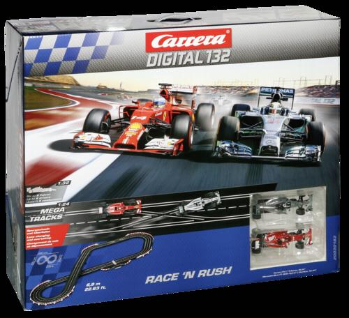 Carrera Digital 132 Race'n Rush 30183