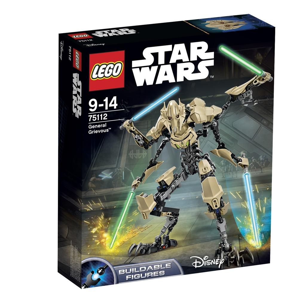 LEGO Star Wars Generál Grievous™
