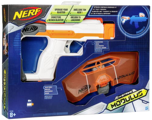 Nerf N-Strike Elite XD Modulus Mission Kit Strike & Defend