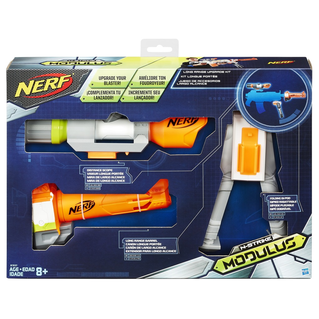 Nerf N-Strike Elite XD Modulus Long Range Upgrade Kit