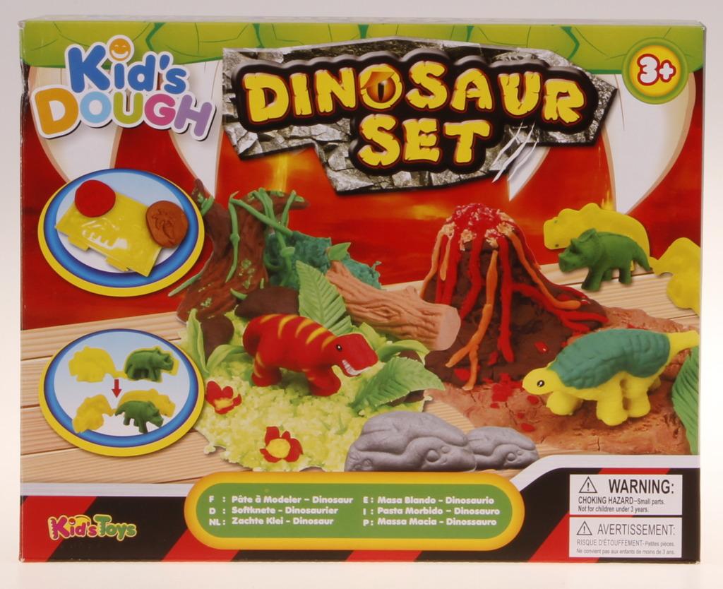 Modelína - dinosauři