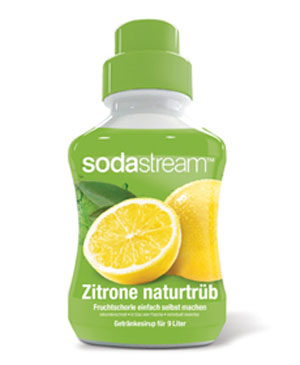 SodaStream Sirup Citron 375ml
