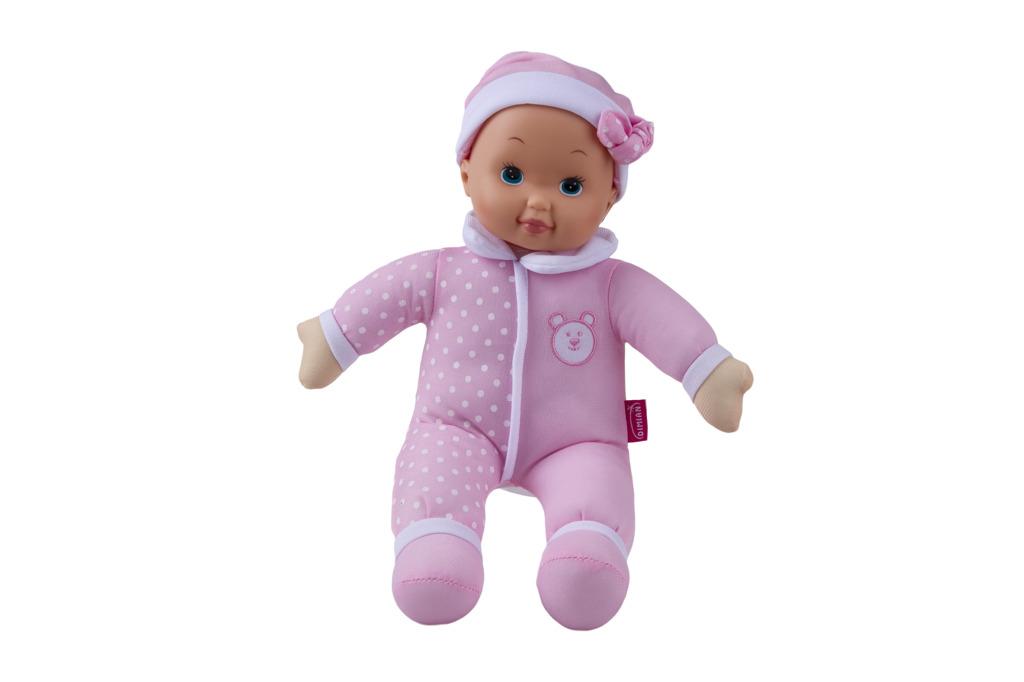 Panenka - moje první Bambolina se zvukem polibků
