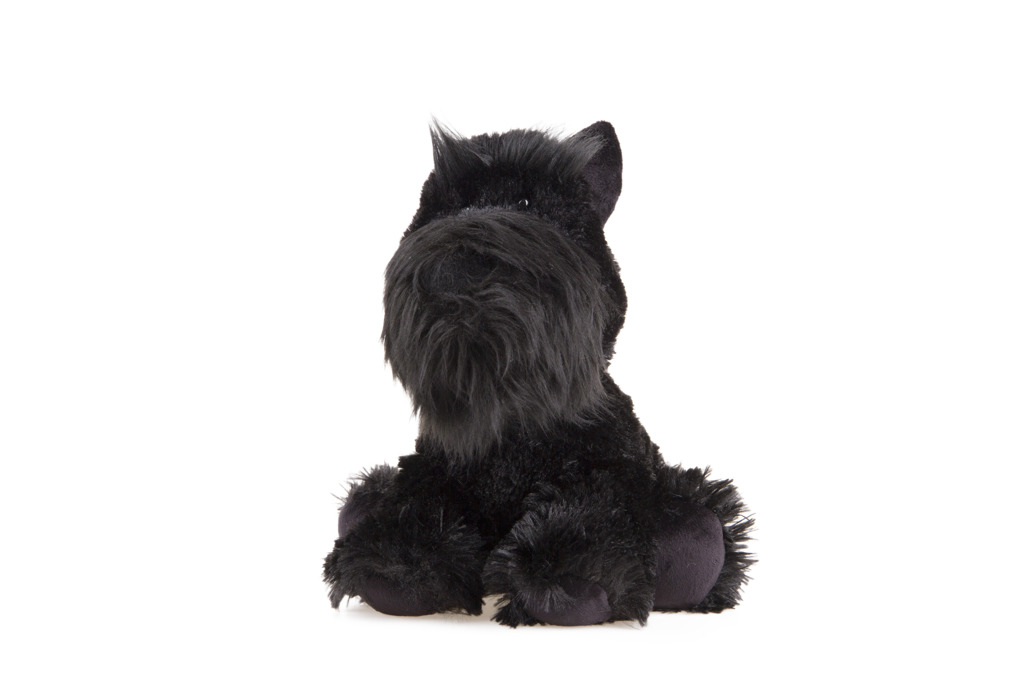 Pes plyšový skotský terier 30cm