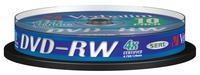 Disk DVD-RW Verbatim 4,7GB 4x 10-cake