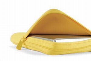 Dicota PerfectSkin 15,4'' Yellow