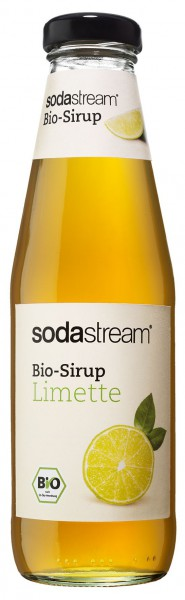 SodaStream Bio sirup limetka 0,5 l