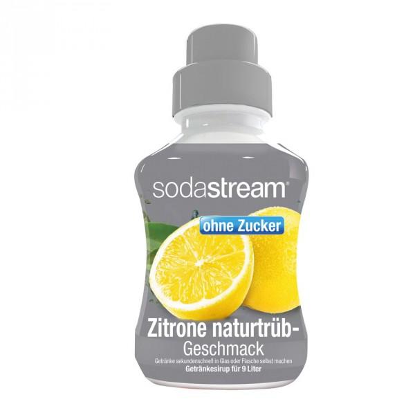 SodaStream sirup citron