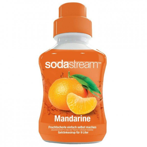 SodaStream sirup mandarinka