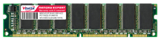ADATA 256MB 133MHz SDRAM CL3, retail