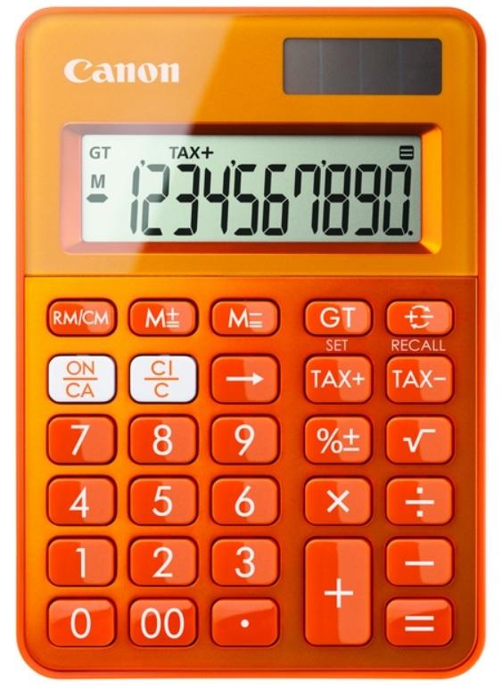 Canon kalkulačka LS-100K-MOR RR Orange