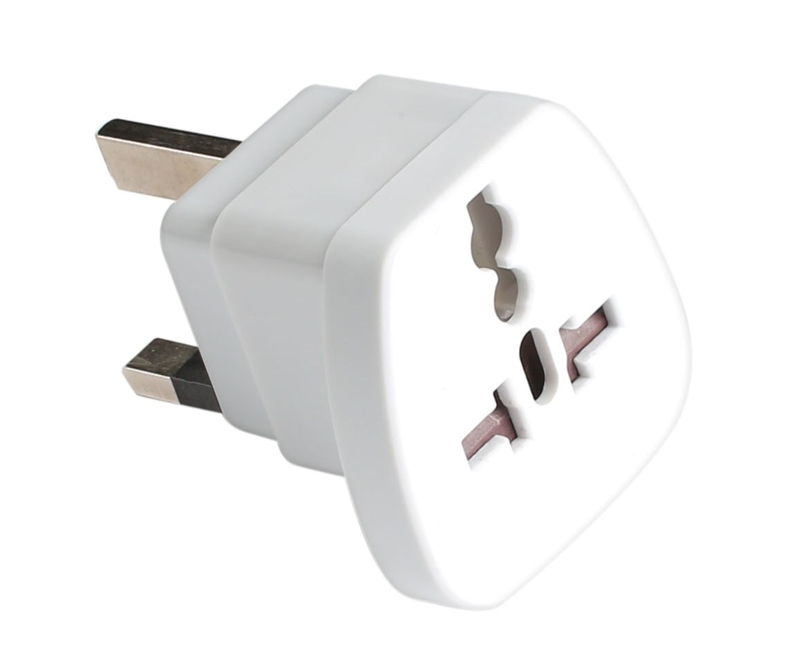 Hähnel UK Visitor Adapter