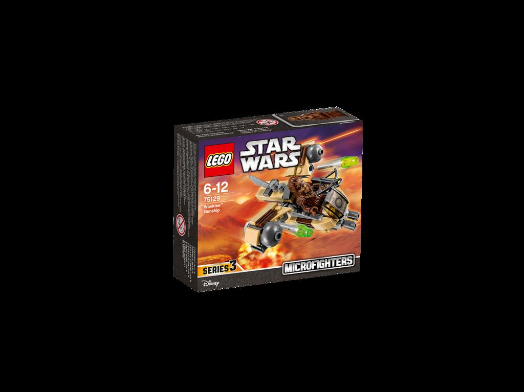 LEGO Star Wars Wookieská válečná loď