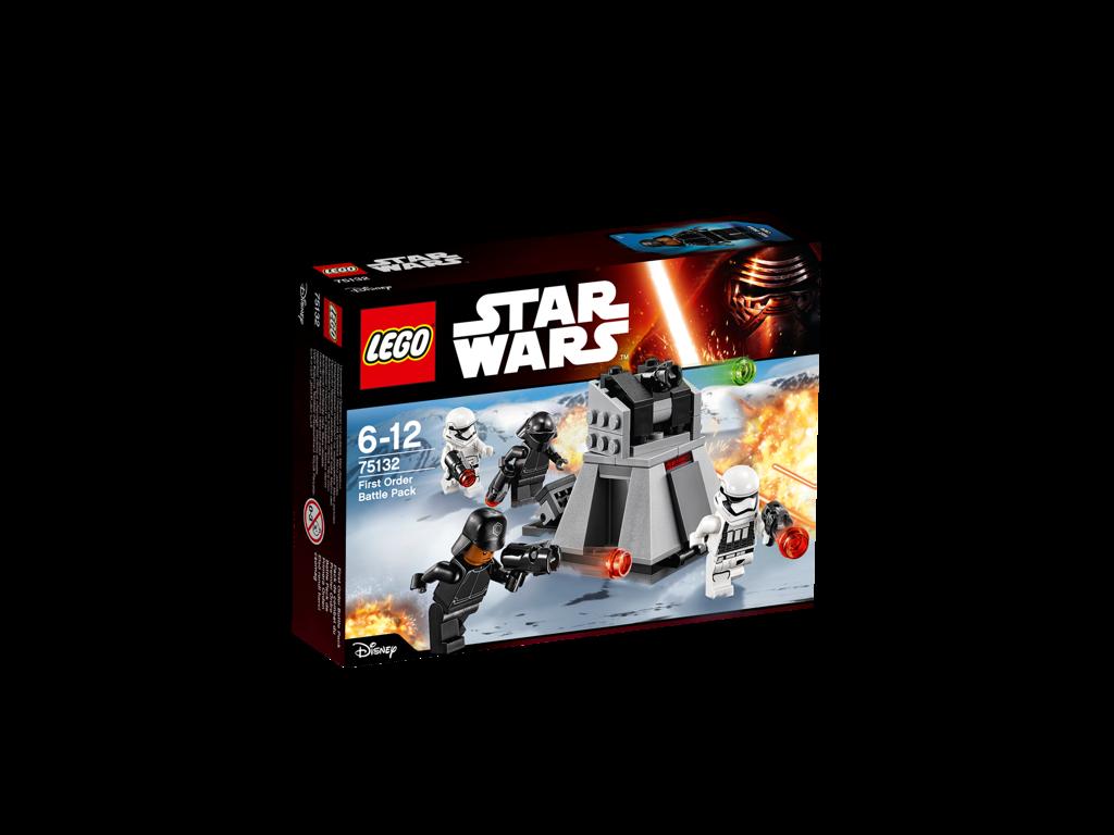 LEGO Star Wars Bitevní balíček Prvního řádu