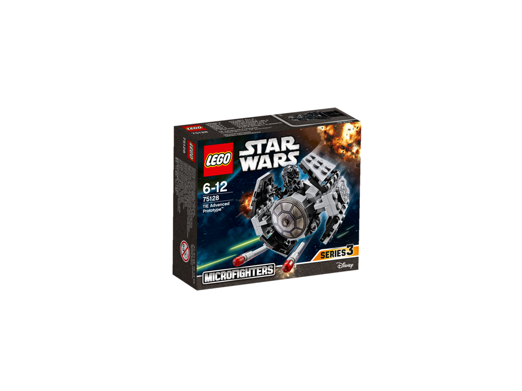 LEGO Star Wars Prototyp TIE Advance