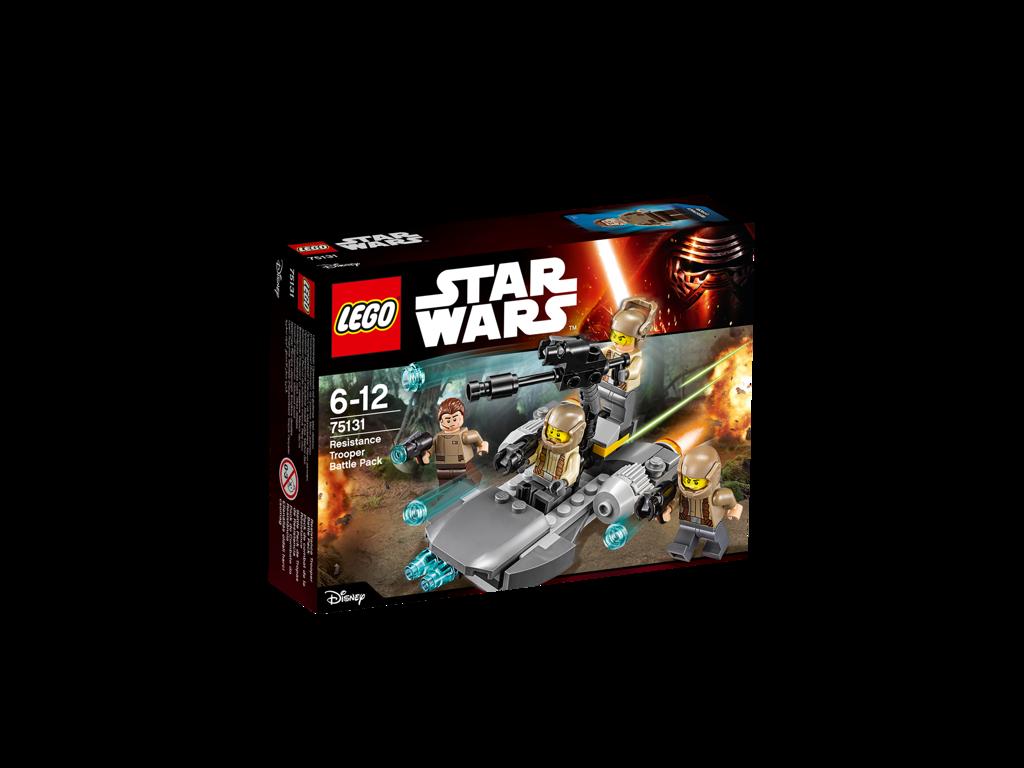 LEGO Star Wars Bitevní balíček Odporu