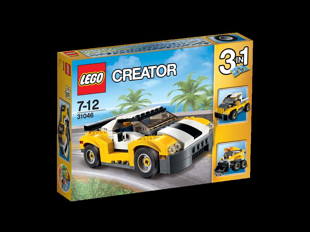 LEGO Creator Rychlé auto