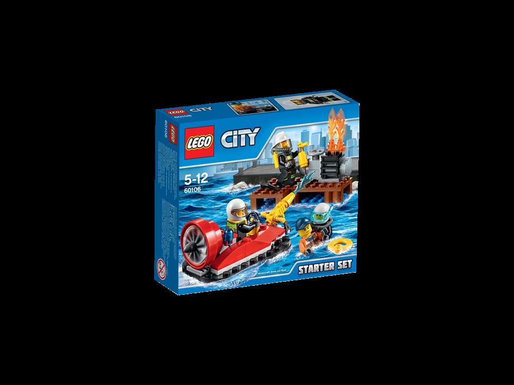 LEGO City Hasiči – Startovací sada
