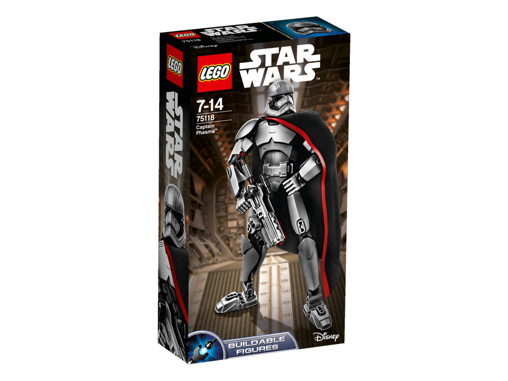 LEGO Star Wars Kapitánka Phasma™