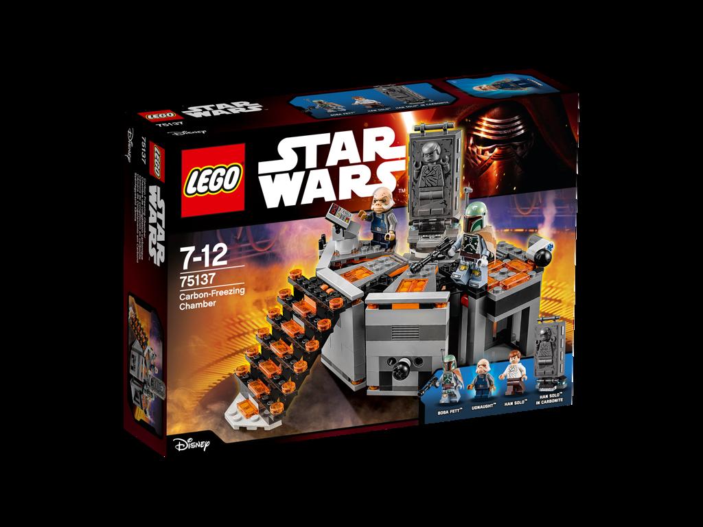 LEGO Star Wars Carbon-Freezing Chamber (Karbonová mrazící ko