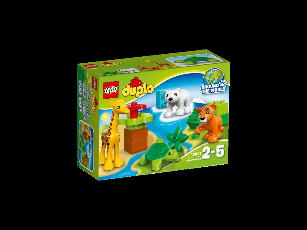 LEGO® DUPLO® Mláďátka