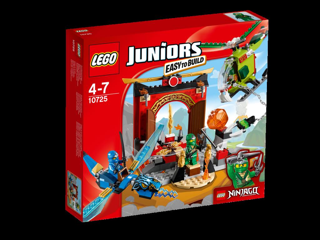 LEGO Juniors Ztracený chrám