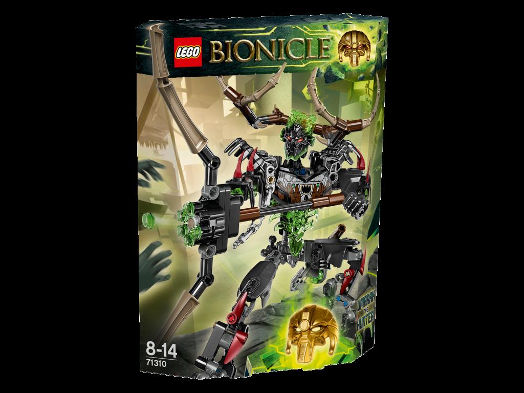 LEGO BIONICLE Lovec Umarak