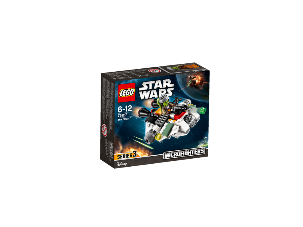 LEGO Star Wars Loď Ghost