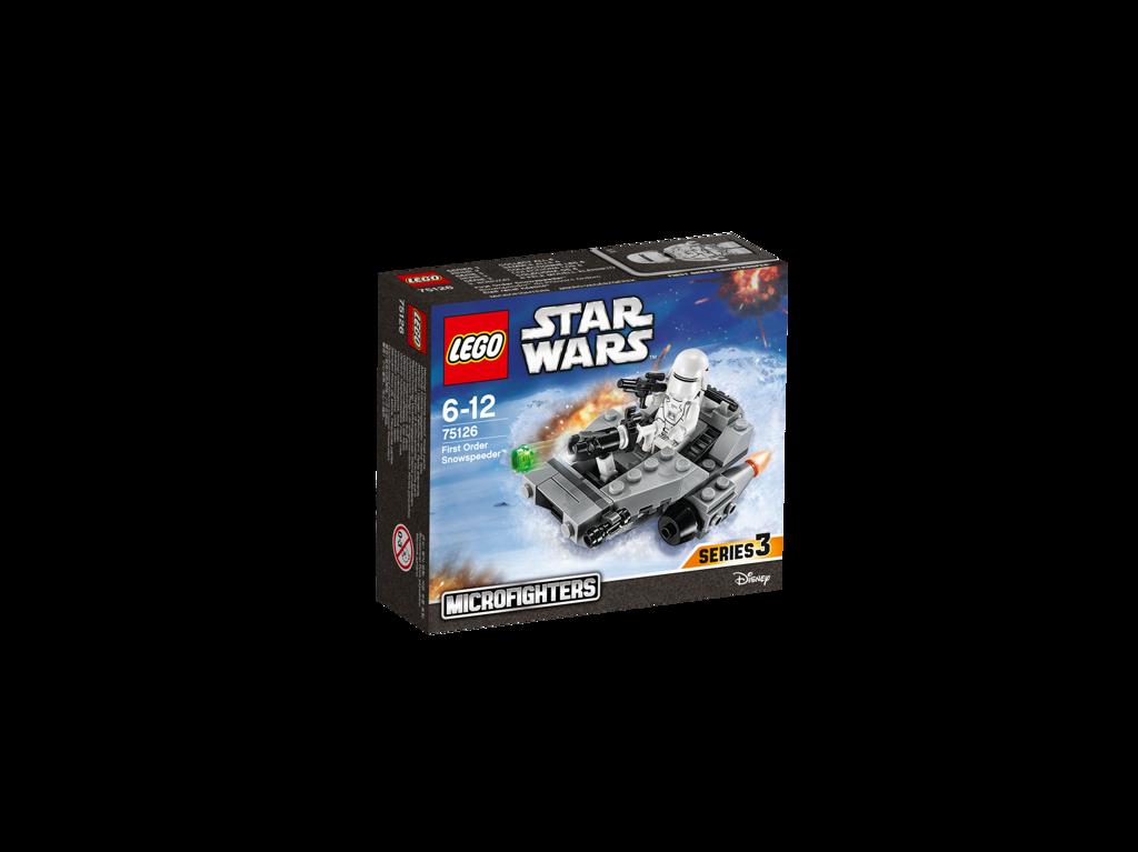 LEGO Star Wars First Snowspeeder Prvního řádu