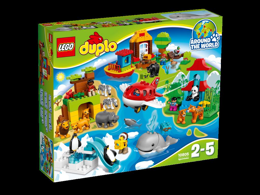 LEGO® DUPLO® Cesta kolem světa
