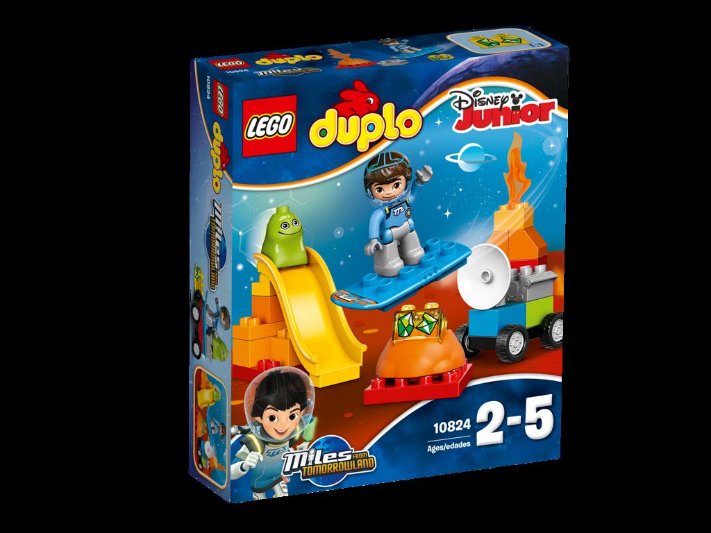 LEGO® DUPLO® Milesova vesmírná dobrodružství
